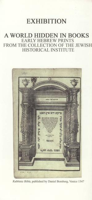 Jewishheritagewarsaw