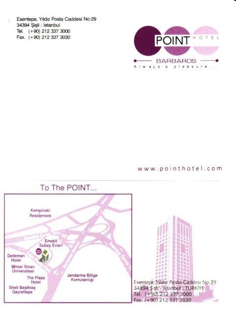 Pointhotelbarbaros