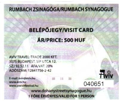 Ticketrumbach