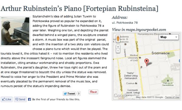 A Rubinstein Lodz