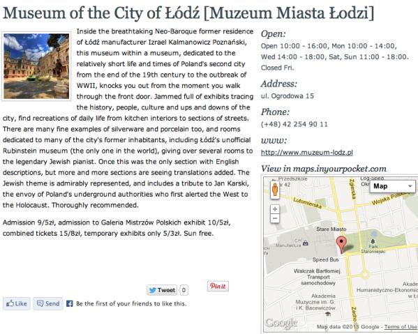 Lodz Museum