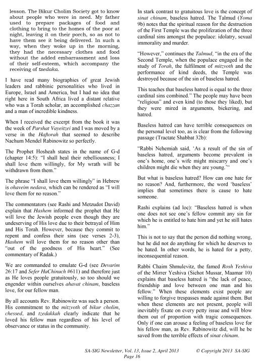 SA-SIG-Newsletter June 2005