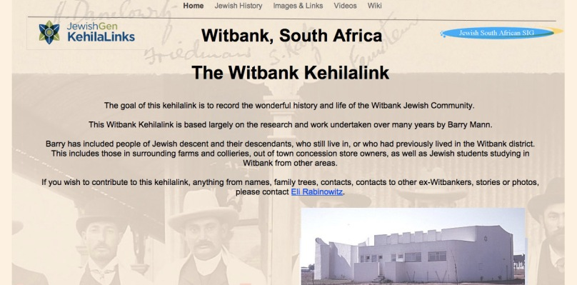 Witbank Front Page 2