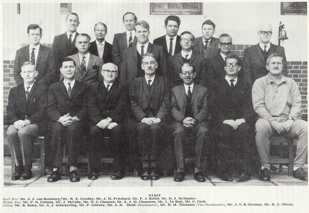 Sea-Point-Boys-1969-Staff