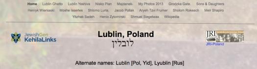 Lublin Banner