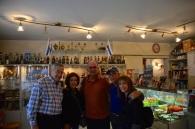With Mel & Jody Platt and Ileene & Lew Levitan