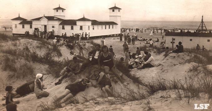 Palanga on Lithuanian coast.5