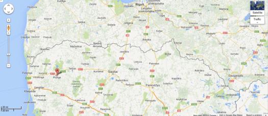 Plunge Map