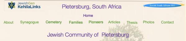 Pietersburg Banner