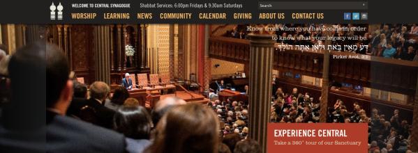 Central Synagogue NY