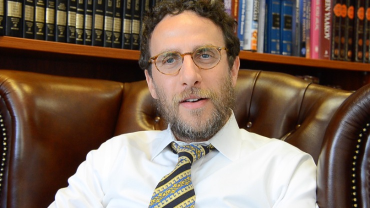 Rabbi Levi Wolff
